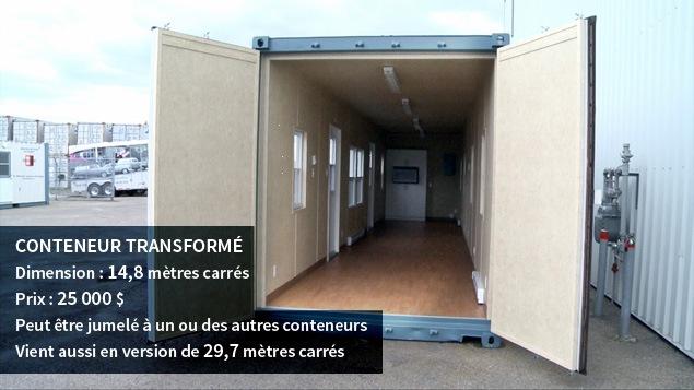 Les mini maisons moins ch res et plus cologiques ici - Le plus gros porte conteneur de chez maersk ...