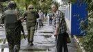 Le président Porochenko parle d'invasion russe en Ukraine