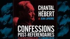 Couverture du livre « Confessions post-référendaires : les acteurs politiques de 1995 et le scénario d'un oui », éditions de l'Homme, 2014