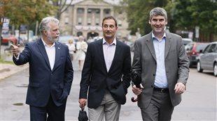 Les premiers ministres déplorent le déséquilibre fiscal entre Ottawa et les provinces