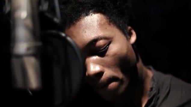 Le chanteur Benjamin Clementine