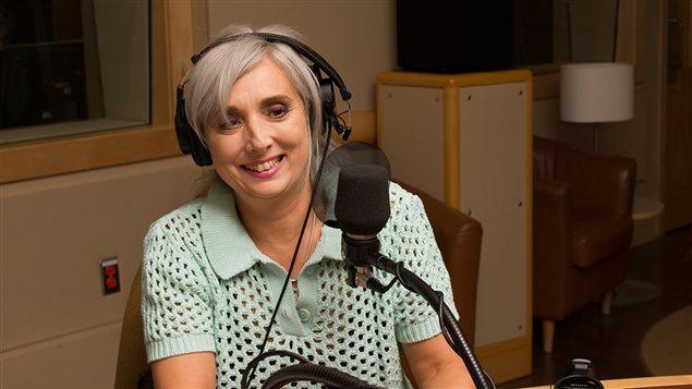 L'auteure Catherine Mavrikakis en entrevue avec Marie-Louise Arsenault.