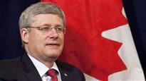 Stephen Harper mérite le prix Nobel de la paix, selon B'nai Brith