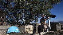 Golan: les ravisseurs des 45 Casques bleus négocient leur libération