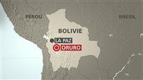 Des Canadiens blessés dans un accident d'autocar en Bolivie