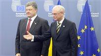 Bruxelles somme la Russie de quitter l'Ukraine d'ici une semaine