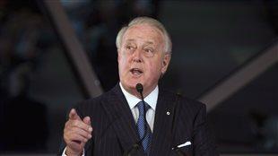 Brian Mulroney et ses «beaux risques», de Baie-Comeau à Ottawa