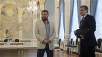 Les séparatistes ukrainiens réclament un «statut spécial»