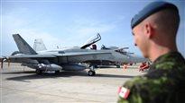 Les dépenses militaires du Canada pourraient chuter