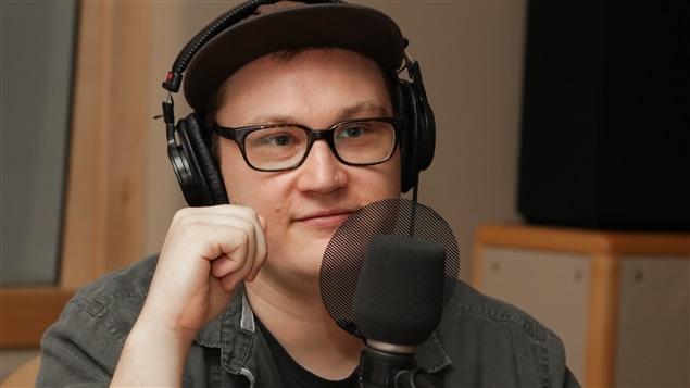 L'auteur Bertrand Busson