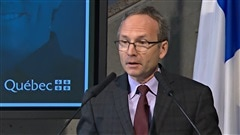 Le président du Conseil du Trésor, Marc Coiteux, appelle la population à se prononcer sur les dépenses de programmes du gouvernement du Québec.