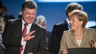 Le retour du losange de Merkel