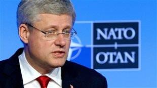 Harper comparé à Nickelback