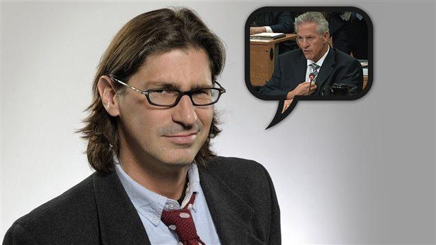 Jean-René Dufort cite, entre autres, les propos de Tony Accurso à la CEIC.