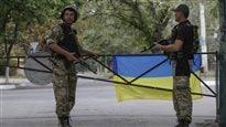 Ukraine: une zone tampon pour séparer l'armée et les séparatistes