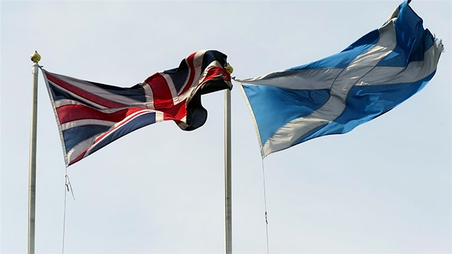 L'Écosse a dit non au référendum