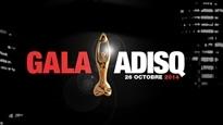 Gala de l'ADISQ 2014