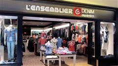 Une boutique L'Ensemblier