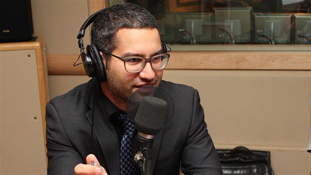 Notre collaborateur Alain Farah.