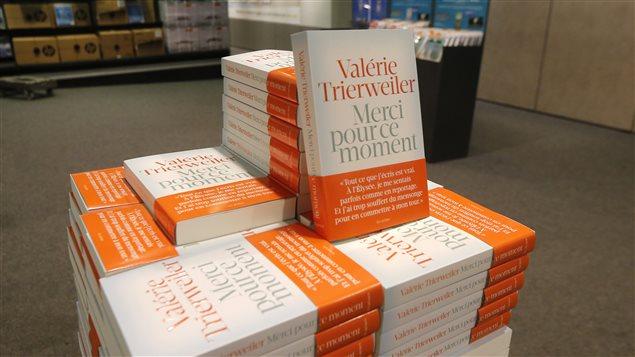 Le livre de Valérie Trierweiler a été vendu à 145 000 exemplaires à peine quatre jours après sa sortie.