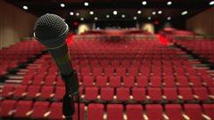 La salle de spectacle de Gaspé est inaugurée.