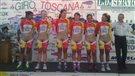 L'équipe colombienne déclenche un scandale au Giro féminin