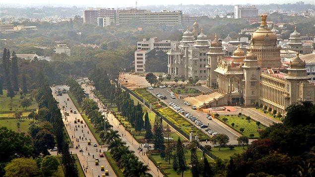 Bangalore, en Inde