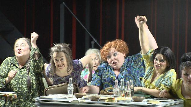 Les Belles-Soeurs, théâtre musical