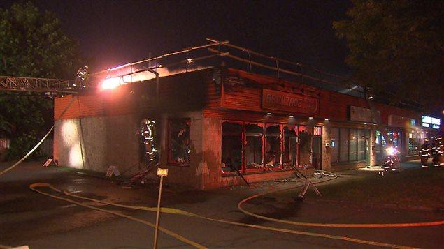 Incendie suspect dans un salon de bronzage d 39 anjou ici for Ouvrir un salon de bronzage