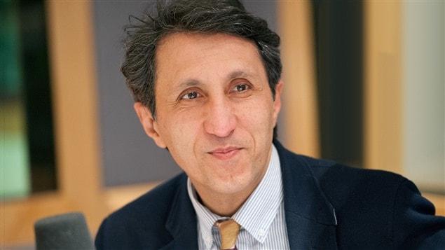 Amir Khadir, député de Mercier pour Québec solidaire
