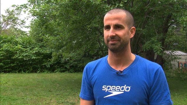 Le nageur Benoît Huot est certainement l'un des athlètes paralympiques les plus connus, tant au Canada que sur la scène internationale.