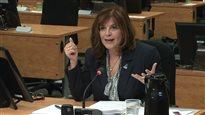 Mon arrivée à la CCQ a causé un «énorme choc», dit Diane Lemieux