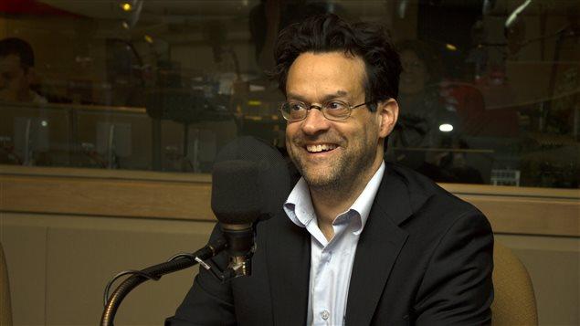 Le comédien et auteur Alexis Martin
