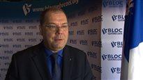 Mario Beaulieu veut mettre fin à la traversée du désert du Bloc québécois