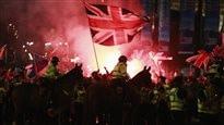 Tensions entre unionistes et indépendantistes en Écosse