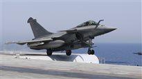 Premières frappes françaises contre l'État islamique