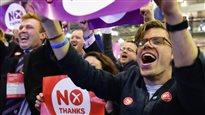 Ottawa satisfait du choix des Écossais