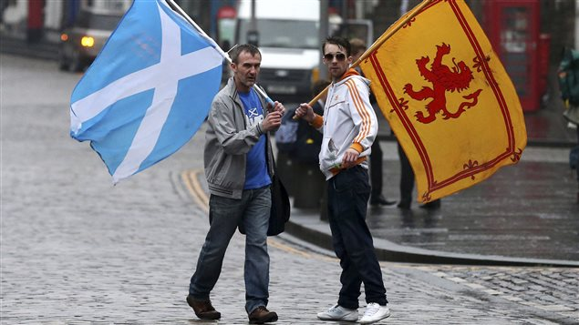 Le non à l'indépendance de l'Écosse a obtnu la majorité au référendum.