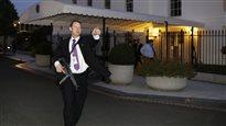 Évacuation à la Maison-Blanche: un intrus arrêté