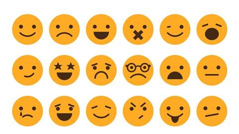 Emoticones y emoticones gay