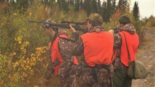 La mode des vêtements de chasse