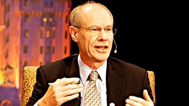L'ex-conseiller municipal d'Ottawa, Clive Doucet.