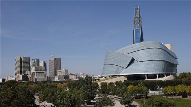 Le nouveau Musée canadien pour les droits de la personne à Winnipeg au Manitoba : du rêve mais à la réalité, mais pas tout à fait...