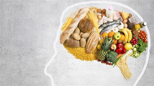 L'alimentation pour un cerveau en santé