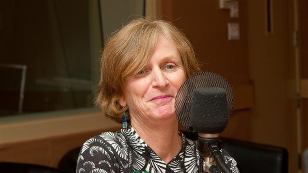 La biologiste, spécialiste des forêts tropicales, professeure et chercheuse Catherine Potvin.