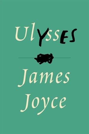 La couverture d'<i>Ulysses<i> de James Joyce, telle qu'imaginée par Peter Mendelsund