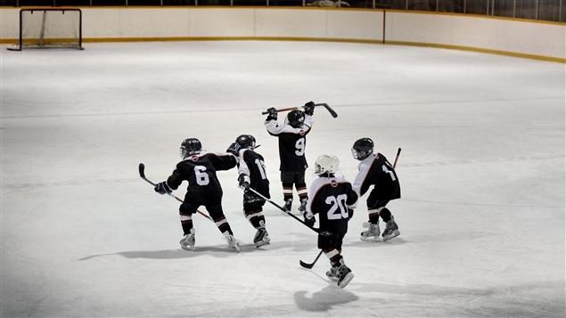 <i>Numéro 6</i> d'Hervé Bouchard est l'histoire d'un personnage portant ce numéro dans le hockey mineur.