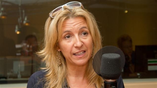 La chercheuse en neuroscience, conférencière et auteure Sonia Lupien