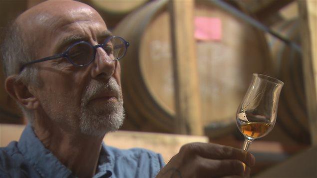 distillateur de brandy