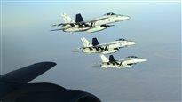 Lutte contre l'EI: la coalition internationale a mené 22 frappes aériennes en Irak